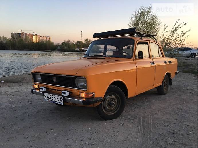 Москвич / АЗЛК 2140 1986 в Киеве