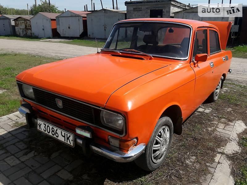 Москвич / АЗЛК 2140 1979 в Кременчуге