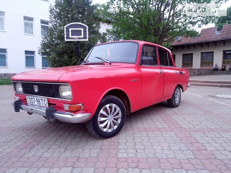 Москвич / АЗЛК 2140 1982 в Ивано-Франковске