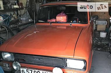 Москвич / АЗЛК 2140 1985 в Староконстантинове