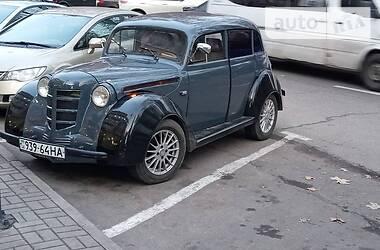 Москвич/АЗЛК 400 1954 в Запорожье