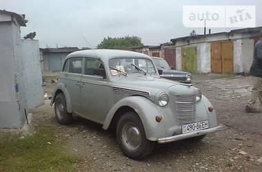 Москвич / АЗЛК 401 1953 в Донецке