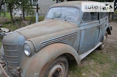 Москвич / АЗЛК 401 1955 в Тараще