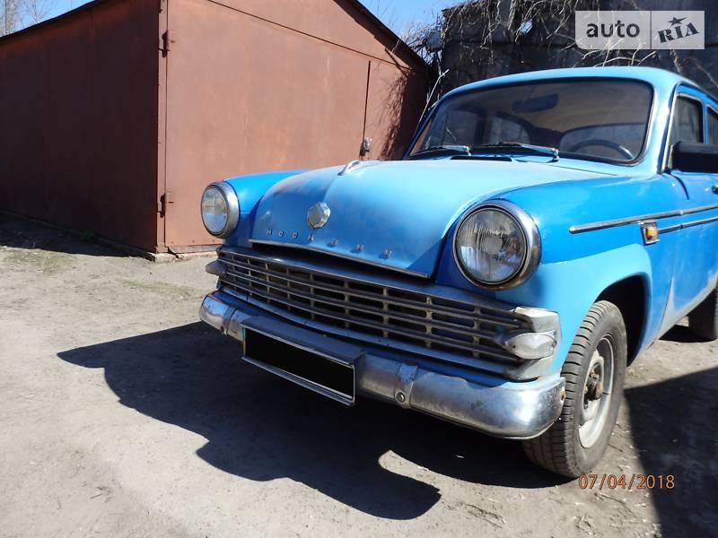 Москвич / АЗЛК 403 1964 в Черкассах