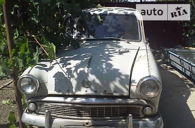 Москвич / АЗЛК 407 1961 в Николаеве