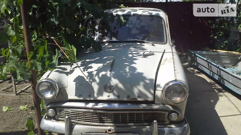 Москвич / АЗЛК 407 1961 года в Николаеве