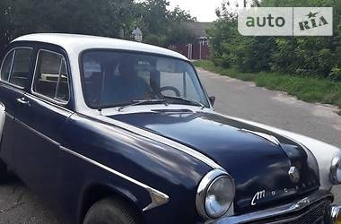 Москвич / АЗЛК 407 1960 в Киеве