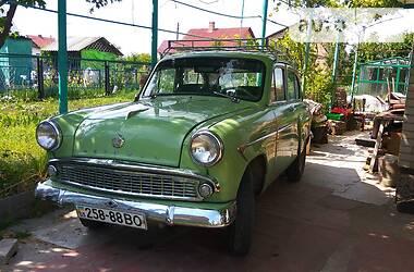 Москвич/АЗЛК 407 1963 в Луцке