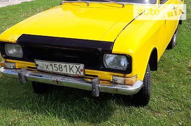 Москвич / АЗЛК 412 1977 в Березане