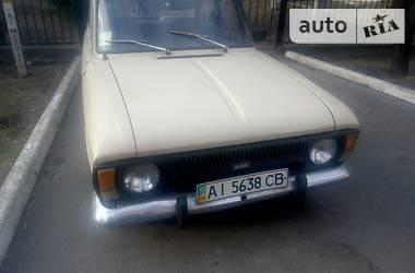 Москвич / АЗЛК 412 1987 в Вышгороде