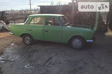 Москвич / АЗЛК 412 1990 в Иваничах