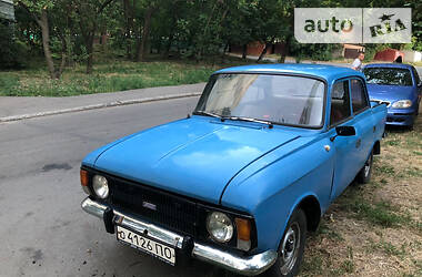 Москвич/АЗЛК 412 1990 в Полтаве