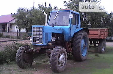МТЗ 80 Беларус 1982 в Житомире