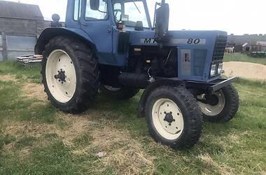 Трактор сільськогосподарський МТЗ 80 Білорус 1991 в Костопілі
