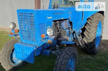 Трактор сельскохозяйственный МТЗ 80 Беларус 1989 в Маньковке