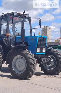 Трактор сельскохозяйственный МТЗ 82.1 Беларус 2012 в Запорожье