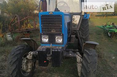 Трактор сільськогосподарський МТЗ 82.2 Білорус 2016 в Олександрії