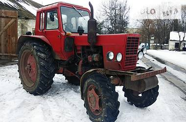 МТЗ 82 Беларус 1992 в Шаргороде