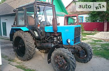 МТЗ 82 Беларус 2000 в Ровно