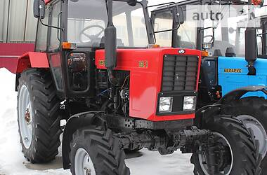 МТЗ 82 Беларус 2020 в Корсуне-Шевченковском