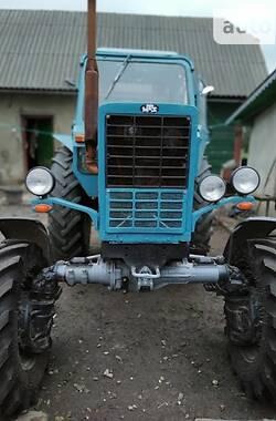 Трактор сельскохозяйственный МТЗ 82 Беларус 1986 в Бучаче