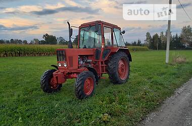 Трактор сельскохозяйственный МТЗ 82 Беларус 1994 в Коломые