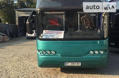 Туристический / Междугородний автобус Neoplan N 116 2001 в Ивано-Франковске