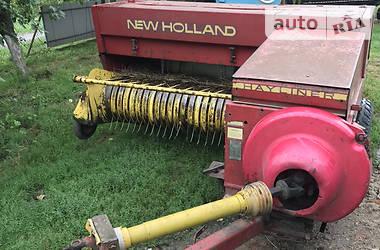 Пресс-подборщик New Holland 376 2001 в Локачах