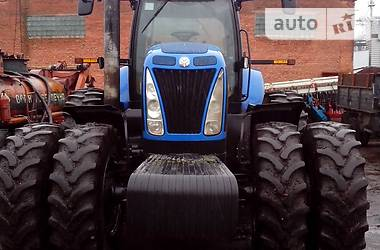 New Holland 8040 2007 в Чернигове