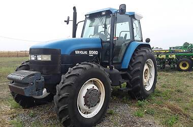 New Holland 8560 2001 в Полтаве