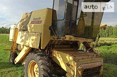 New Holland Clayson 1975 в Рожище