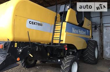New Holland CSX 7080 2008