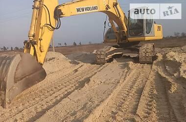 Гусеничний екскаватор New Holland E 305B 2007 в Кам'янському
