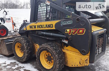 New Holland L 2008 в Харкові