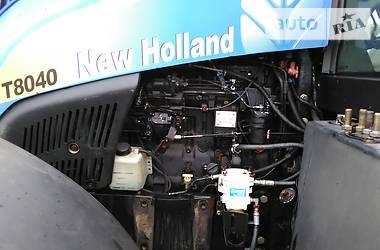 New Holland T 2010 в Днепре