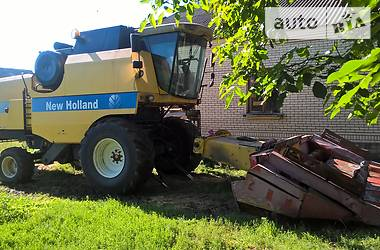 Комбайн зерноуборочный New Holland TC 5080 2011 в Бершади