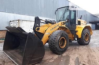 New Holland W 2007 в Киеве