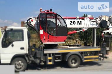 Niftylift Multitel 2017 в Житомирі