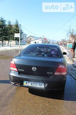 Седан Nissan Almera Classic 2007 в Рожнятові