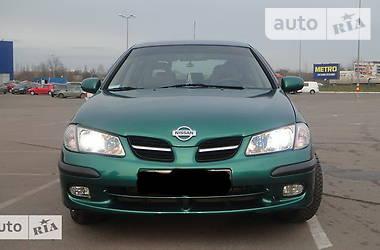Nissan Almera 2001 в Ужгороде