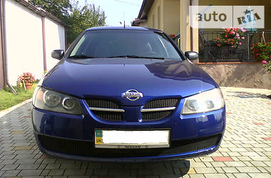 Nissan Almera 2003 в Львове