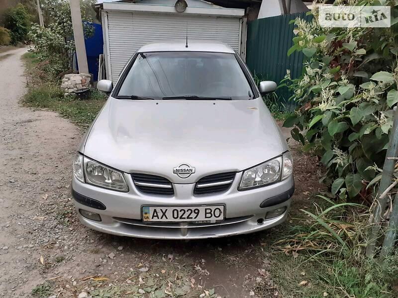 Nissan Almera 2002 в Харькове