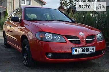 Nissan Almera 2004 в Ивано-Франковске