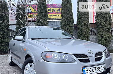 Nissan Almera 2003 в Ровно