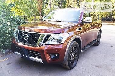Внедорожник / Кроссовер Nissan Armada 2020 в Хмельницком