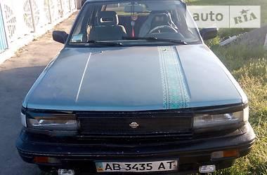 Nissan Bluebird 1989 в Фастове