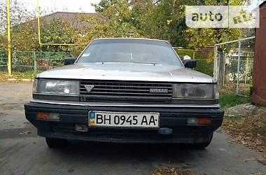 Nissan Bluebird 1986 в Первомайске
