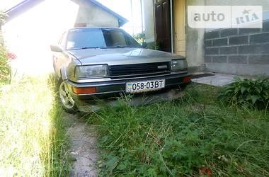 Nissan Bluebird 1987 в Черновцах