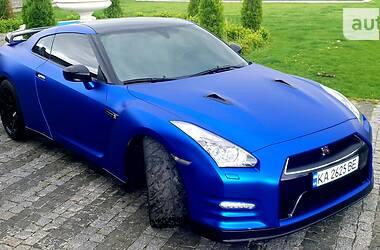 Купе Nissan GT-R 2013 в Киеве