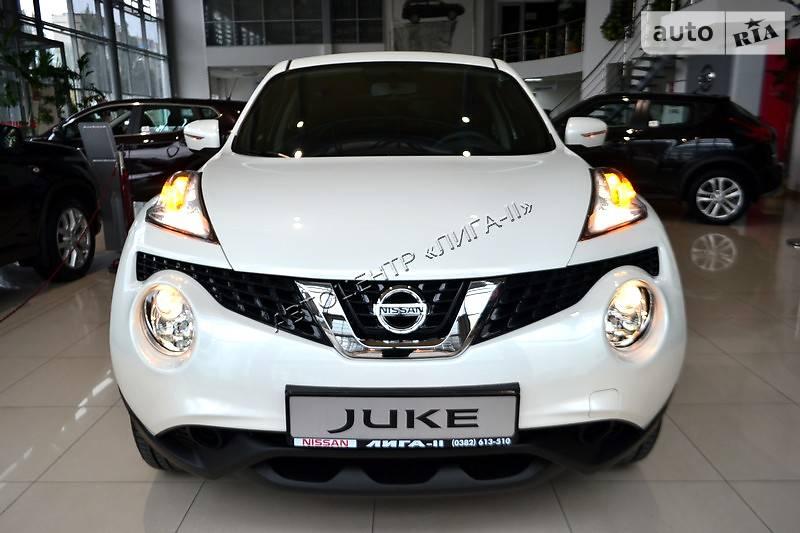 Nissan Juke 2017 в Хмельницком